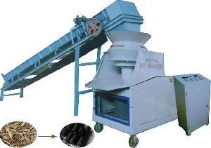 mdj 1500 biomass briquette press