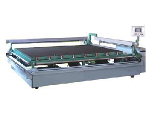 auto glass cutting machine