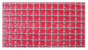 Crimped Wire Mesh For Barbecue Grill