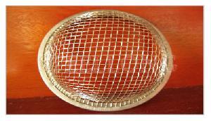 miniature filters stainless steel diamond mesh