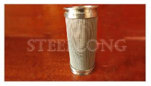 perforated metal filter strainer