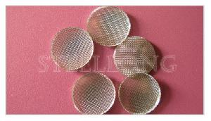 plain weave woven wire cloth earphone