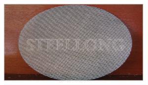 round wire cloth discs