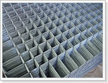 welded mesh structural reinforced concrete panel
