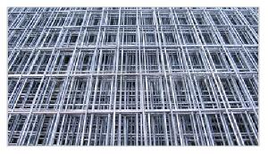welded wire mesh construction
