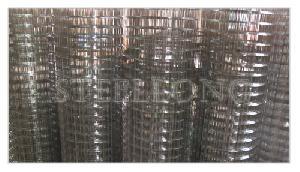 woven welded mesh