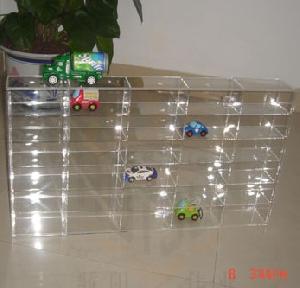 acrylic car display case