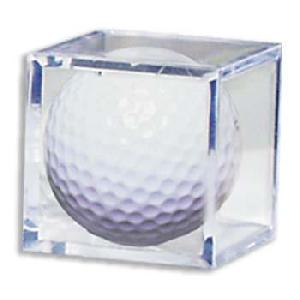 acrylic golf ball cube