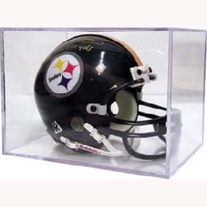 acrylic helmet display case