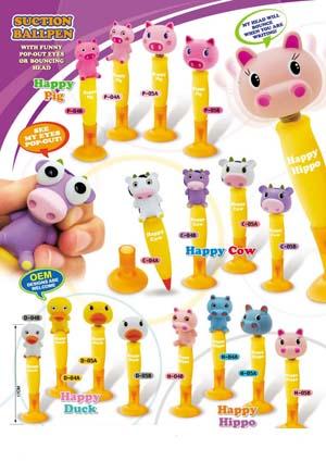 novelty pen toy