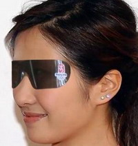 funglasses film sunglasses rolled protect eyes uva uvb