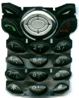 silicone rubber keypad mobile phone