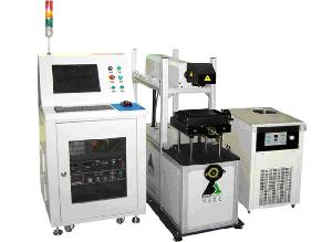 bmd semiconductor laser marking mahine