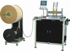 Semi-automatic Double Wire Closing Machine