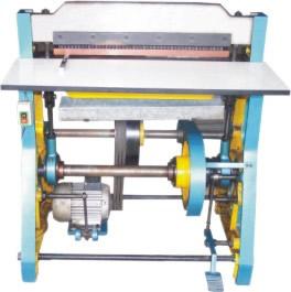 punching machine binding
