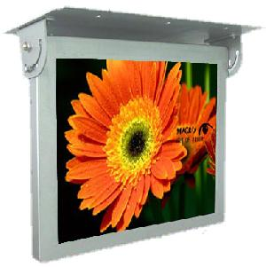 17inch bus lcd ad player