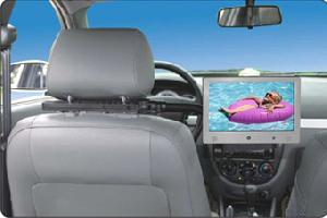 7inch taxi lcd media player