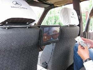 9inch taxi lcd player