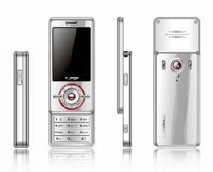 classice slide dual standby mobile phone