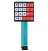membrane switch kepad nameplate pcb