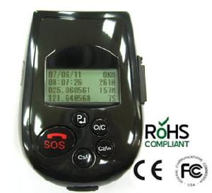 gps personal tracker phone lcd display tracking software