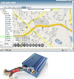 gps vehicle tracker tracking software google maps