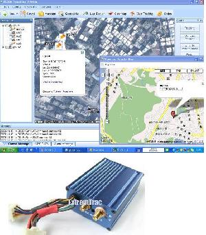 gps vehicle tracking software pc google maps
