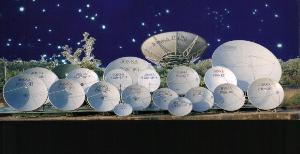 satellite dish antenna