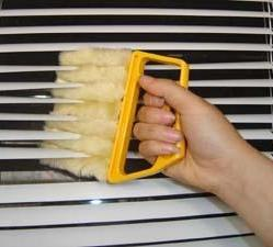 mini venetian blinds cleaner