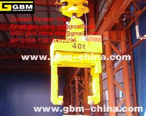 mechanical horizontal coil clamp�