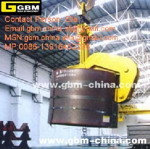 beam vertical coil clamp