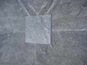 blue tumbled marble