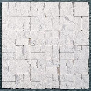 mosaic travertine marble