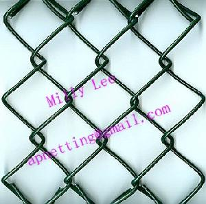 chain link fence fencing diamond wire mesh