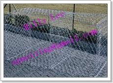 gabion box basket mattress wall wire netting cage s
