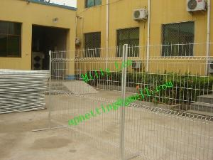 wire fence protecting security curvy welded panel mesh pane