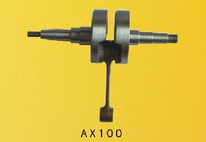 motorcycle crankshaft ax100