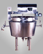 stainless steel steam jacketed cooking kettles