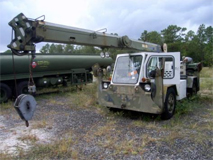 1985 grove rt41aa wheel mounted crane stock 3834 6500