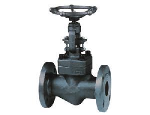 din f2 forged steel globe valve