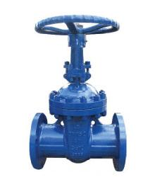 din f7 gate valve os y 13 cr trim