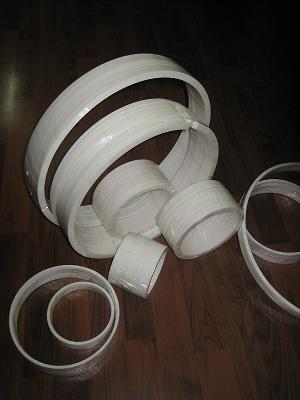 up ring ptfe rod sheet film tubing hose gasket