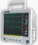 multi parameter patient monitor 15 screen rsd2004 pulse oximetry spo2 sensor