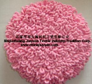 microfiber chenille round sponge