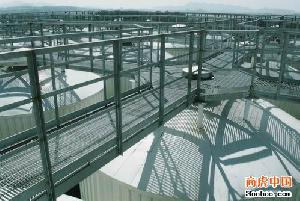 bar grating heating power plant waste treatment environmental projects
