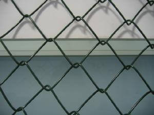 bwg10 11 12gague wire chain link fence mesh
