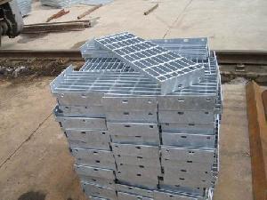platform steel bar grating