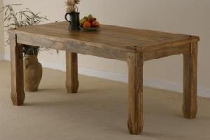 mango wood indian furniture hardwood dining table