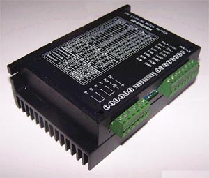 stepper motor controller sd 2h086mb