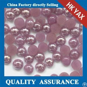 d0927 factory non flat ceramic rhinestones